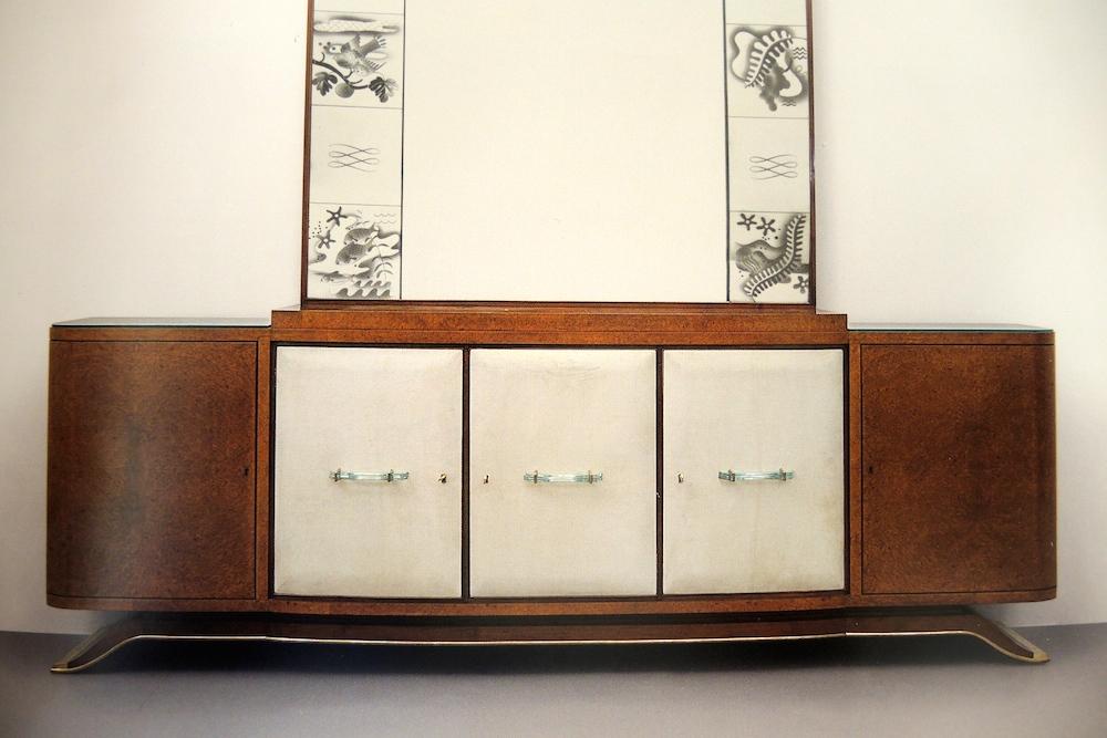 Brusotti Archivi Art Deco Galuchat Mobili E Modernariato
