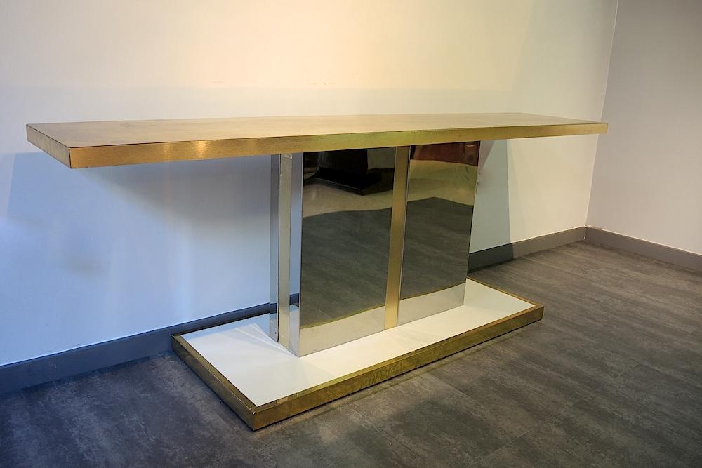 Romeo rega console art dec galuchat mobili e modernariato for Console tavolo
